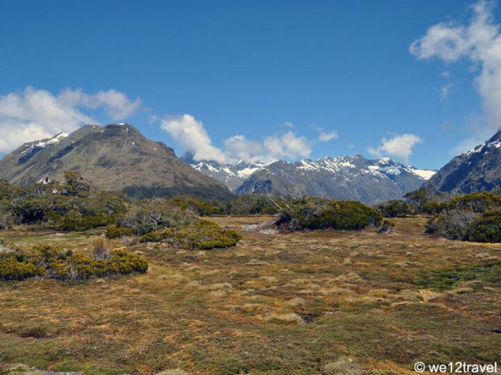 Key Summit wandeling Nieuw Zeeland